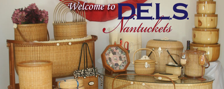 DELS Nantucket Baskets