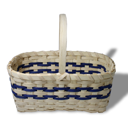 Basket Weaving Supplies And Kits : Beth s market basket kit